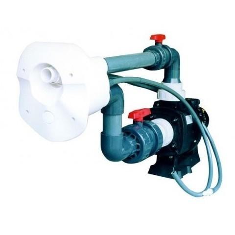 Противоток для бассейна Fiberpool VEHT30 48 м3/ч (380В) под бетон / 12669