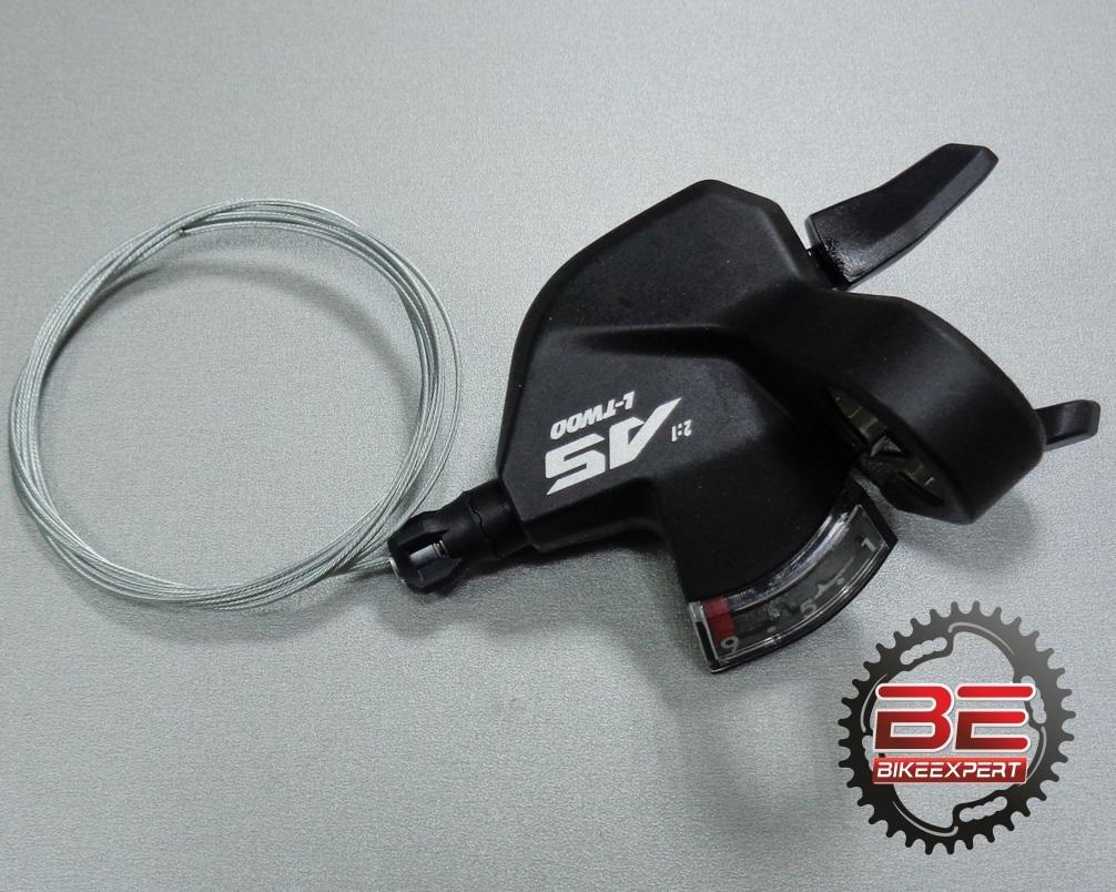 Манетка L-Twoo SL-A5 9 скоростей совместима с Shimano