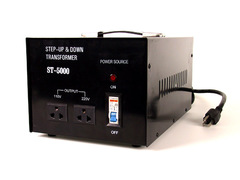 Конвертер Solby ST-5000W 110<>220