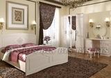 Спальный гарнитур Лилия 2-ая комплектация-