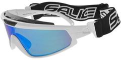 Очки-визор Salice 915RW WHITE RW BLUE