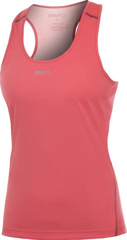 Майка Craft Active Run женская розовая
