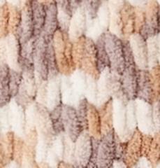 Пряжа Alize Puffy Color цвет 5926