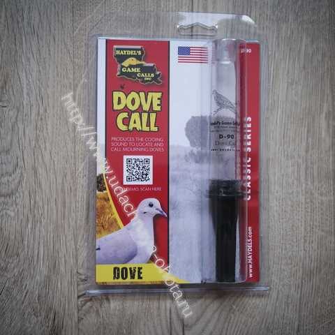 Манок на горлицу Haydels D90 Small Game Dove Call
