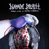 Napalm Death / Throes Of Joy In The Jaws Of Defeatism (CD)