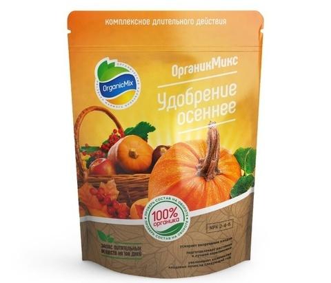 Органик Микс удобрение Осеннее 850гр