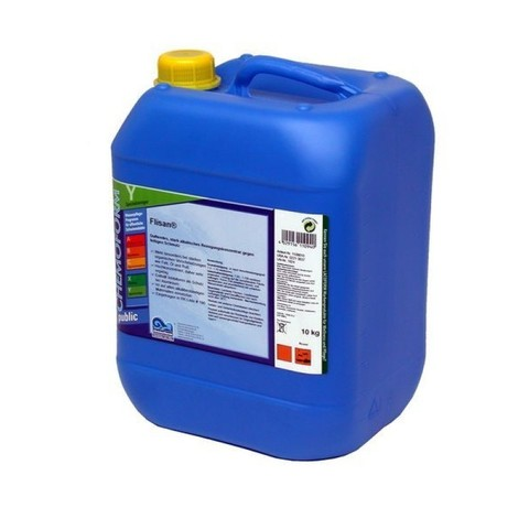 Флисан жидкое средство на основе щелочи для чистки поверхностей и фильтров 10л Chemoform