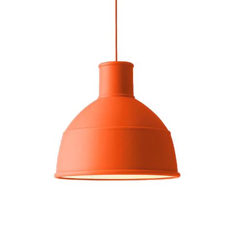 Подвесной светильник копия Unfold by Muuto D32 (оранжевый)