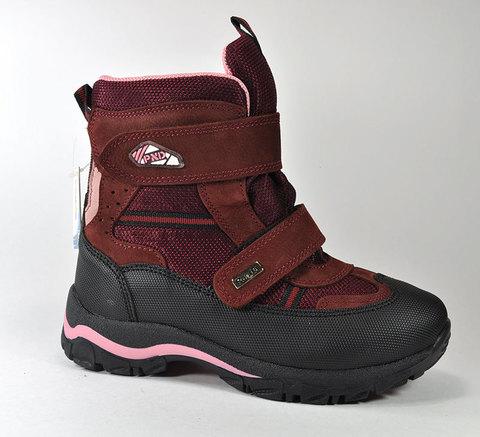 Ботинки утепленные Panda 016-329-2А