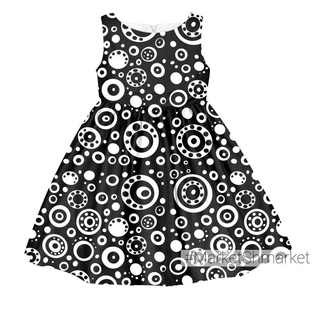 Черно-белые круги