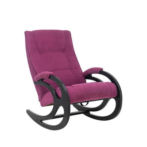 Кресло-качалка Комфорт модель 37 ткань