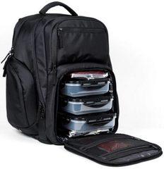 Рюкзак с контейнерами для еды 6 Pack Fitness Expedition Backpack 300 Stealth - 2