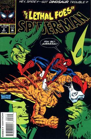 The Lethal Foes of Spider-Man #2 (of 4)