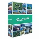 Альбом POSTCARDS на 200 почтовых открыток