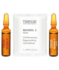 Ревинол процедура для лица 3 этапа (Natinuel | Revinol (Ax3, Px3, Cx3)), 2ml x 2+5ml