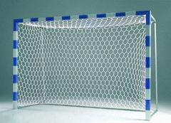 Сетка для ворот (мини-футбол, гандбол), ячейка шестигранная,  толщина нити 5,00 мм..