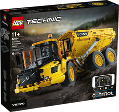 Lego konstruktor Technic 6x6 Volvo Articulated Hauler