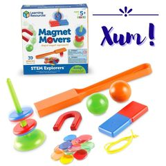 Игрушка Волшебные магниты Learning Resources