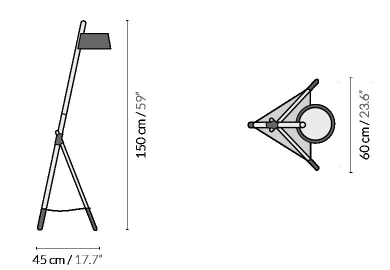 Напольный светильник KA M Functional - вид 7