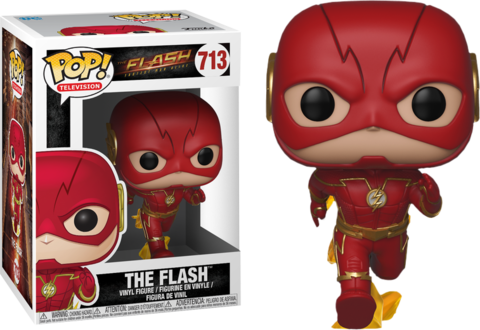 Фигурка Funko POP! Vinyl: The Flash: Flash 32116