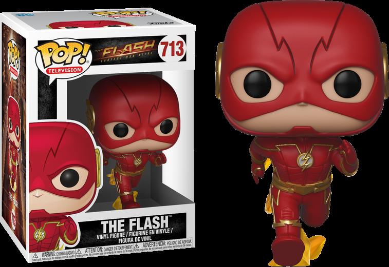 Фигурка Funko POP! Vinyl: The Flash: Flash 32116
