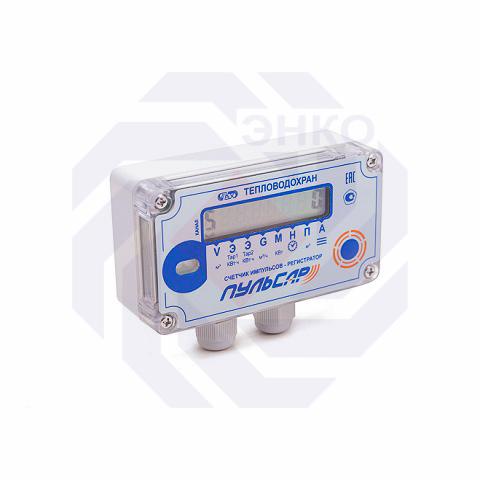 Счетчик импульсов-регистратор GSM/GPRS ТВХ Пульсар 2-канальный
