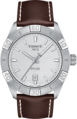 Мужские швейцарские наручные часы Tissot T101.610.16.031.00