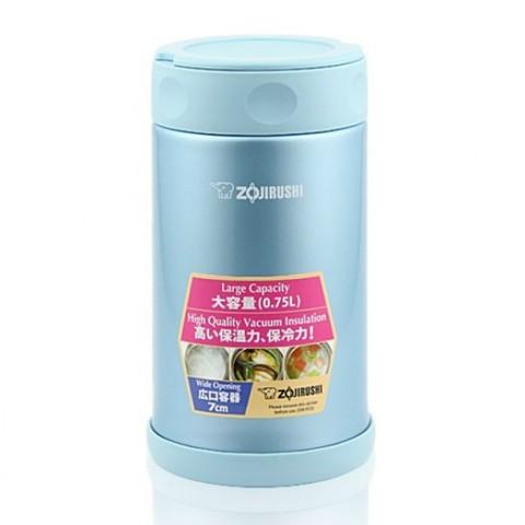 Термос для еды Zojirushi SW-FCE (0,75 литра), голубой