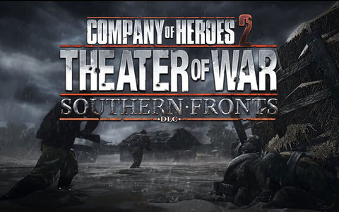 Company of Heroes 2 : Theatre of War - Southern Fronts DLC Pack (для ПК, цифровой ключ)