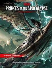 Princes of the Apocalypse (D&D Adventure)