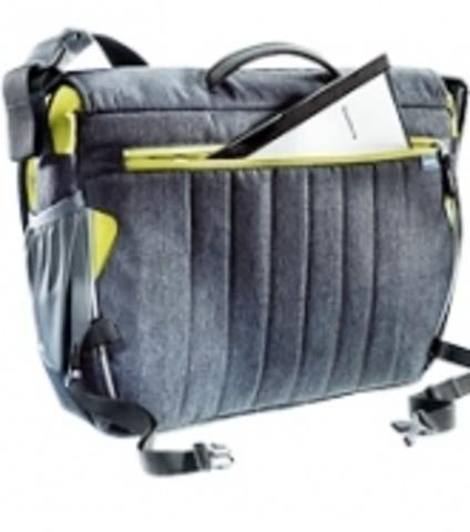 Картинка сумка городская Deuter Operate I black-silver - 2