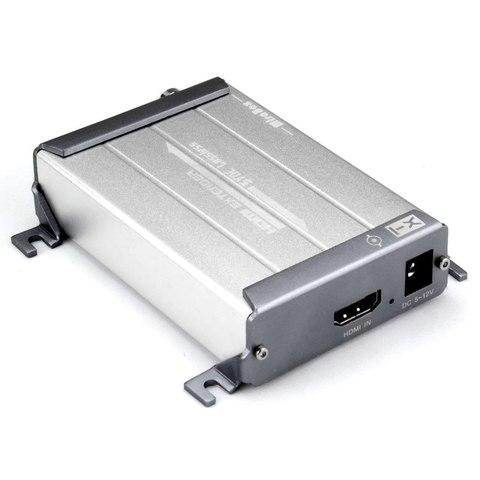 Удлинитель HDMI по коаксиальному (антенному) кабелю 200м