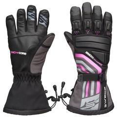 Перчатки снегоходные -Sweep Snow Core Touring Evo - Pink