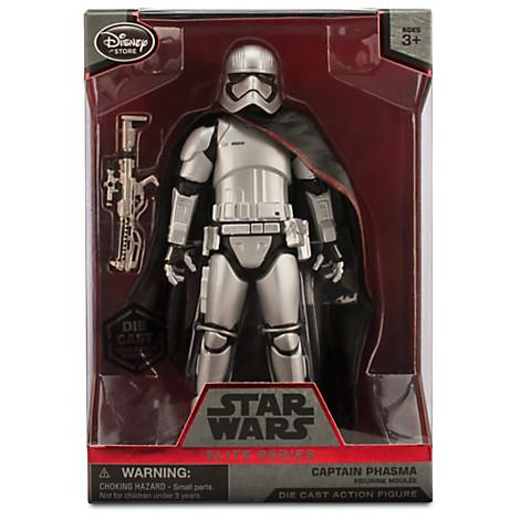 Звездные войны Die Cast фигурка Капитан Фазма — Star Wars Captain Phasma