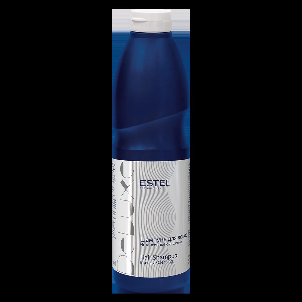 Шампунь для волос Интенсивное очищение DE LUXE, 1000 мл