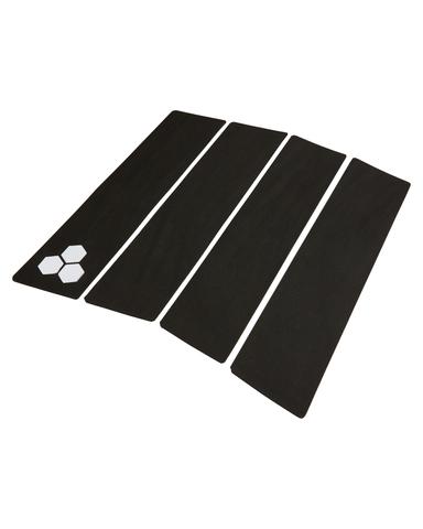 Коврик для сёрфборда CHANNEL ISLANDS 4 Piece Front Pad Black