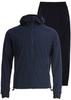 Беговой непромокаемый костюм Gri Джеди 2.0 темно-синий с темно-синими брюками