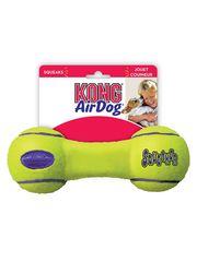 """Игрушка для собак KONG  Air """"Гантель"""" малая 13 см"""