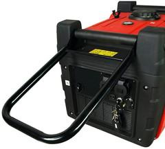 Бензиновый генератор KRAFTWELE GENERATOR INWENTOROWY i6000