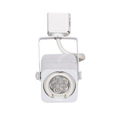 Квадратный трековый светильник MR16 GU5.3