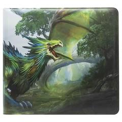 """Dragon Shield - Альбом на кольцах для листов 4х3 """"Lavom"""""""