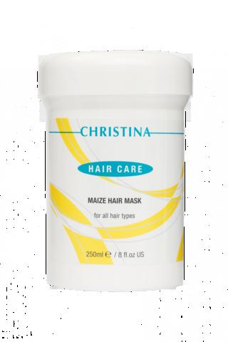 Christina Кукурузная маска для всех типов волос  | Maize Hair Mask for all hair types