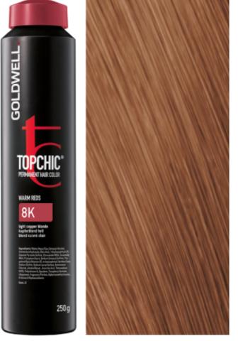 Goldwell Topchic 8K светло-медный TC 250ml