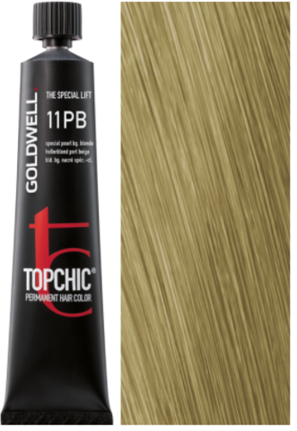 Goldwell Topchic 11PB перламутрово-бежевый блонд TC 60ml