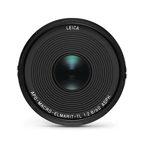 Leica APO-Macro-Elmarit-TL 60 mm f/2.8 ASPH Black