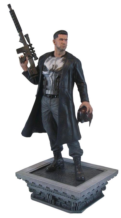 Марвел Галерея фигурка Карателя — Marvel Gallery Punisher