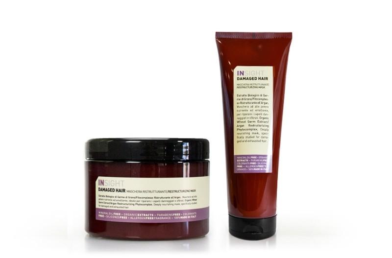 DAMAGED HAIR Маска для поврежденных волос (500 мл)