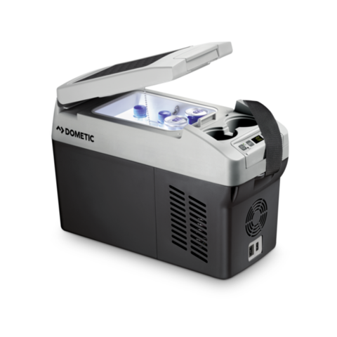 Автохолодильник Dometic CoolFreeze CF 11, 10.5 л, охл./мороз., диспл., пит. (12/24/220V)