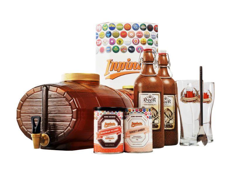 Домашние пивоварни Домашняя мини-пивоварня Inpinto Gold 000467_1.jpg
