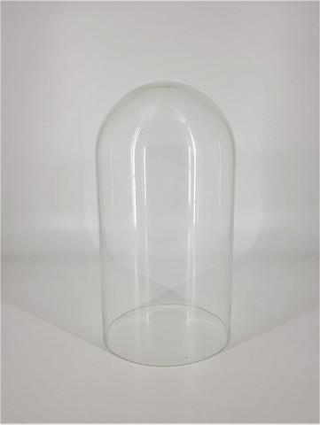 Стеклянная колба (Колпак, клош, купол, ваза, цилиндр) 30*15 см